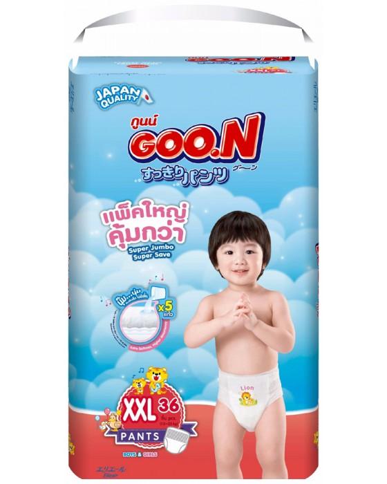 GOO.N PANTS XXL-36