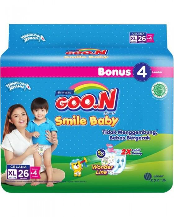 GOO.N SMILE BABY NIGHT PANTS XL-26