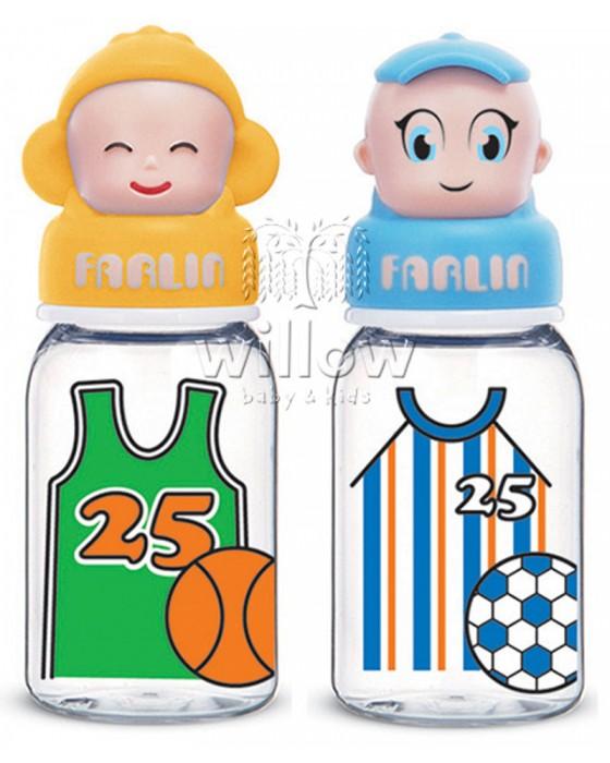FARLIN PER858 BABY-FACE FEEDING BOTTLE 120CC