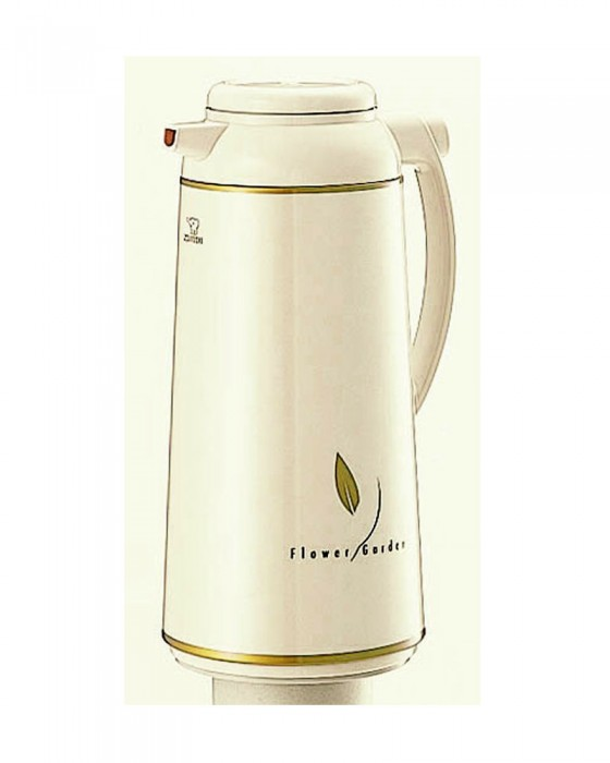 ZOJIRUSHI AFFB-10 CA STAINLESS STEEL HANDY POT 1000ML - BEIGE