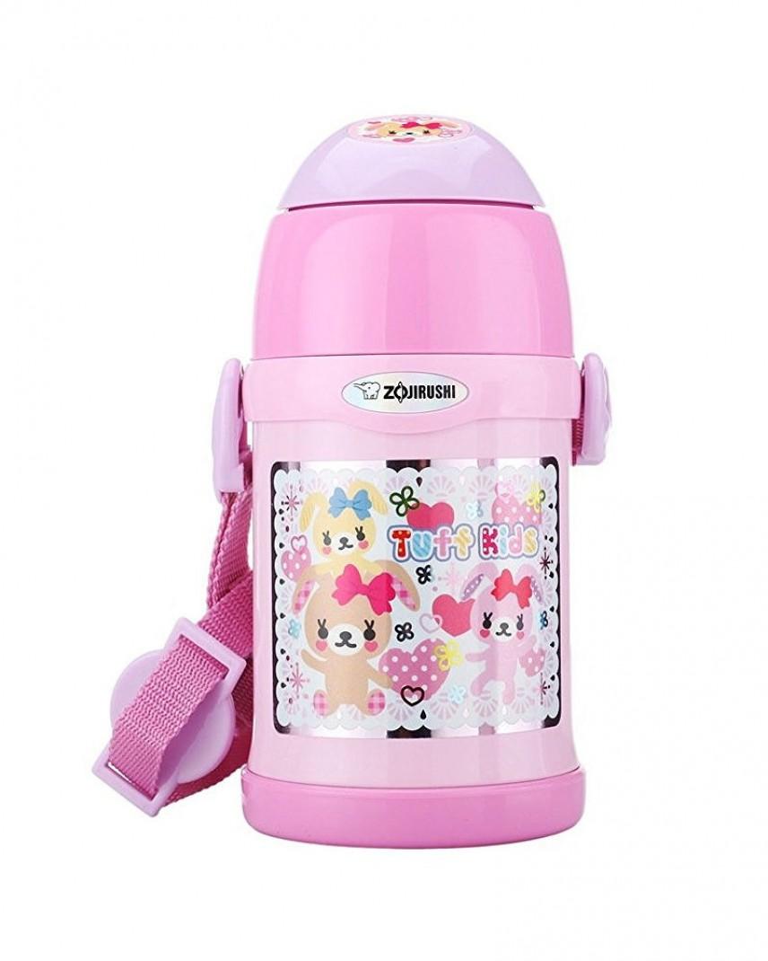 Jual Zojirushi Sc Zs45 Pa Tuff Kids Stainless Steel Vacuum Bottle Sleek Baby Laundry Detergent 450ml Pink
