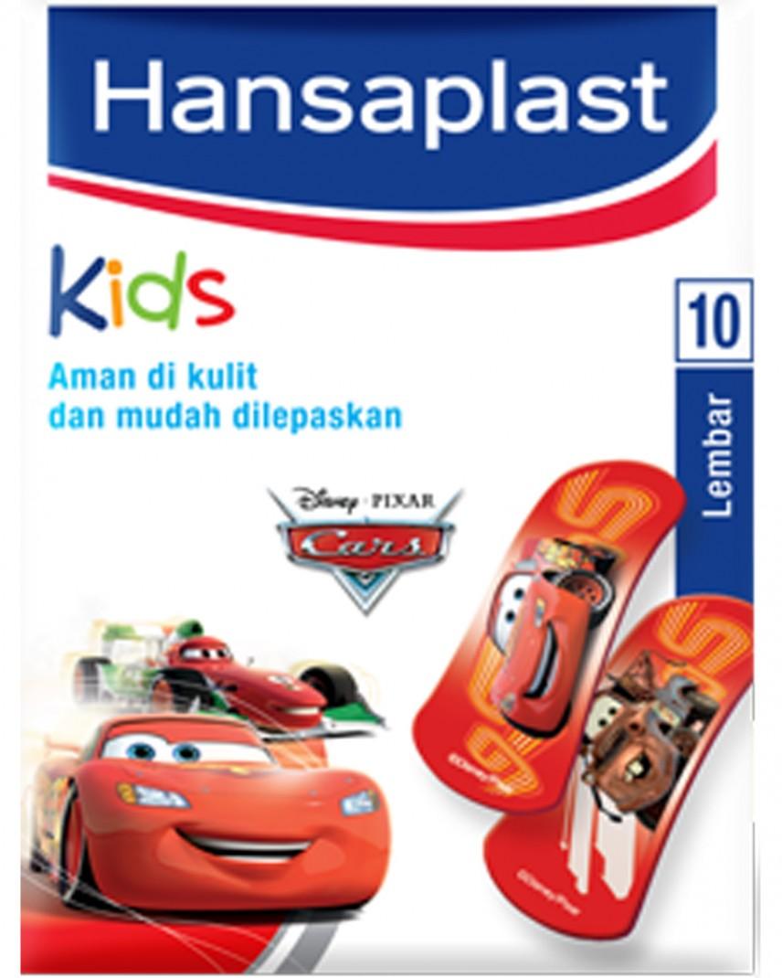 Jual Hansaplast 48581 Cars 10s Hansaplat Tin Kids