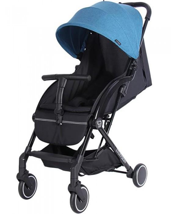 STUFFSKIN STROLLER BEEBI - BLUE