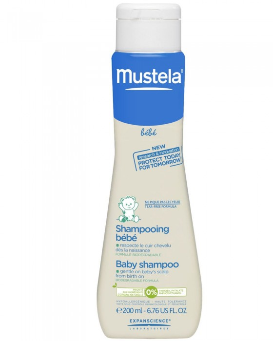MUSTELA BEBE SHAMPO 200ML