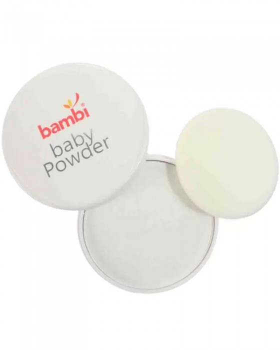 BAMBI BABY POWDER COMPACT 40GR
