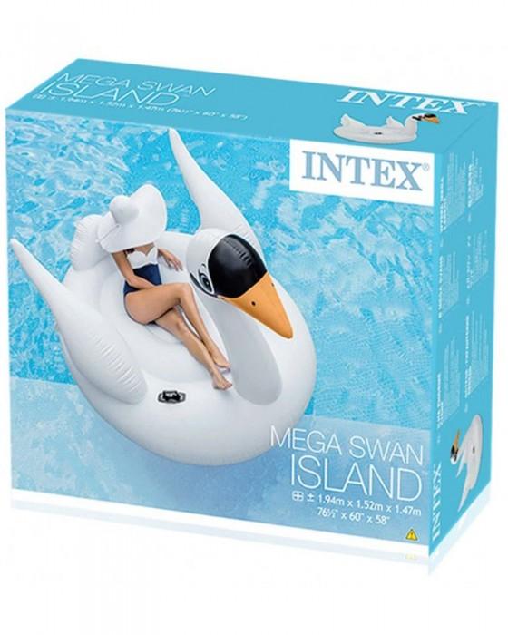 INTEX 56287EU/EP NOVELTIES N GAMES MEGA SWAN ISLAND